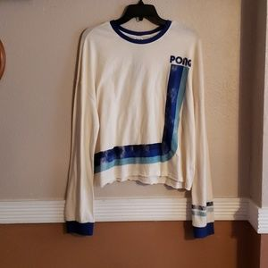 Vintage pong sweatshirt